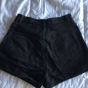 American Apparel Shorts - American Apparel High-Waisted Shorts - 3 Pairs